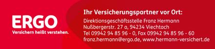 ERGO Versicherung Franz Hermann Viechtach